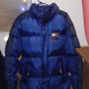 Tommy winter jacket (never worn)